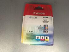 Mehrfarbige Tonerkassetten für Canon Drucker mit Angebotspaket