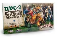 Zombicide Black Plague: NPC-2 (IT EN DE FR ES PO) - Guillotine Games 88969600183