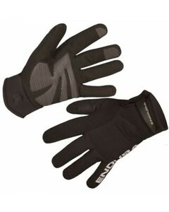 Endura Strike II Glove Women's Gloves SIZE S, Black