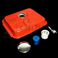 New Red Fuel Gas Tank Set Fits Storm Cat Harbor Freight 60338 69381 Generator