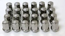 2015-16 Chevy Colorado GMC Canyon Polished Stainless 14x1.5 Lugs Lug Nuts
