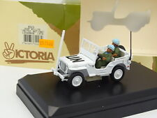 Vitesse Victoria Militaire Army 1/43 - Jeep Willys UN Liban 1978