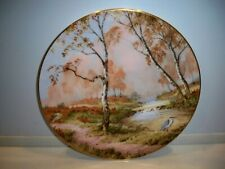 Royal Doulton Collector Plate 'Murmur Of Waters' Year 1984