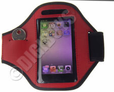 Red Mobile Phone Armbands for Apple