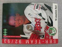 Autogrammkarte - Joachim Reil - Eishockey