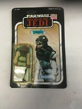 Star Wars Return Of The Jefi Nikto Figure Unpunched