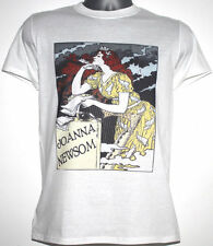 Joanna Newsom T-Shirt Joni Mitchell Kate Bush Vashti Bunyan fleet foxes