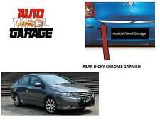 Premium Quality Dicky Chrome Garnish For Honda City (previous gen)