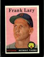 1958 TOPPS #245 FRANK LARY EXMT TIGERS  *XR20106
