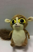"Madagascar Plush Stuffed Toy Mort the Lemur 9"""