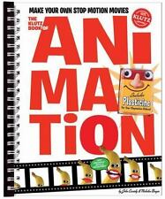 The Klutz Book of Animation: Make Your Own Stop Motion Movies by John Cassidy,