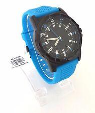 s.Oliver Herren Uhr blau schwarz Silikon sportlich SO-2368-PQ