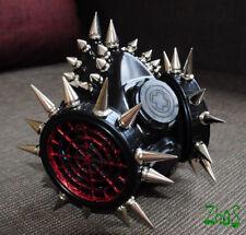 Cyber Gothic Mask Respirator Gas Mask Goth 44 Killernieten cyber respirators