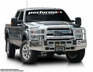2014 TO 2016 FORD F250/F350 BULLBAR - POLISHED ALLOY WINCH COMPATIBLE