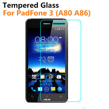 for ASUS PadFone 3 Tempered Glass Screen Protector, PadFone3 Infinity A80 A86