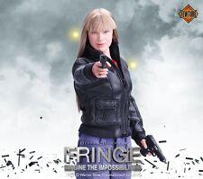 "DID Fewture 1/6 Scale 12"" Fringe TV Series Olivia Dunham Action Figure TV-O"