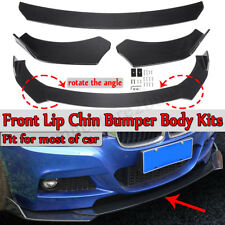 Carbon Front Bumper Lip Body Kit Spoiler For BMW E90 E92 E93 3 Series 320i