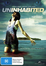 Uninhabited * NEW DVD * Geraldine Hakewell Henry James (Region 4 Australia)