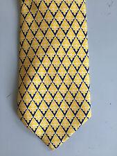 cravatta tie man silk/seta BURBERRY  OF LONDON made in italy