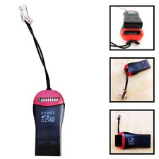5x Mini USB 2.0 Micro SD SDHC TF Flash Memory Card Reader Adapter use