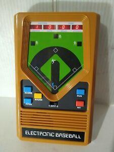 Vintage 1978 Remake Mattel Electronics Baseball  Handheld Game ⚾️(works tested)