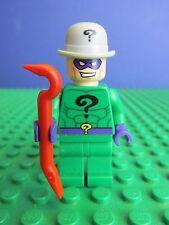 Genuine LEGO RARO Enigmista minifigura DC SUPER HEROES BATMAN LOTTO 6857 i13