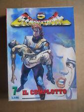 5° GENERAZIONE n°7 Tony Wong edizione JADE COMICS   [G371C]
