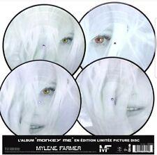 Monkey Me (Vinyl Picture Disc 2 LP) de Mylène Farmer - neuf, mint