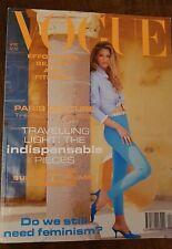 Vogue Magazine  - April 1992