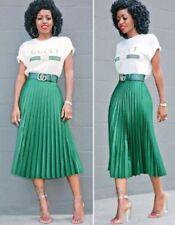 64a2f10f44 Zara Green Skirts for Women for sale | eBay