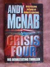 Crisis Four by Andy McNab (Hardback, 1999) 1st Edition