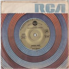 ELVIS PRESLEY - WOODEN HEART - 1968 RARE GOLD PRESSING - AUSTRALIAN 45