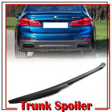 Stock in LA For BMW 5-Series G30 M4 Sport Look Rear Trunk Spoiler Unpainted 2018