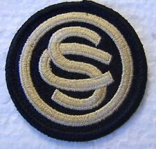 ARMY PATCH - OCS OFFCIER CANDIDATE SCHOOL FULL COLOR
