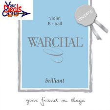 Warchal Brilliant Vintage Violin String Set 4/4 E Ball