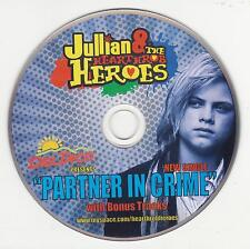 Jullian & The Herathrob Heroes - Partner In Crime - Promo CD Single - 1205