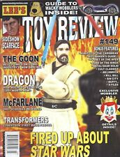 TOY REVIEW Magazine issue #149 Scarface Starwars toys