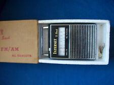 Für Bastler: Internet-Radio Mark-14 Transistorradio - mit OVP - ca. ab 1965er