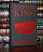 The Shining by Stephen King Horror New Hardcover Collector's Collectible Deluxe