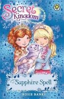 Sapphire Spell: Book 24 (Secret Kingdom), Banks, Rosie , Good, FAST Delivery
