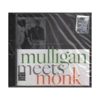 Thelonious Monk And Gerry Mulligan CD Mulligan Meets Monk Sig 0090204065219