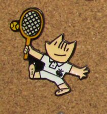 A33  PIN COBI MASCOTTE OLYMPIC OLYMPIQUE Tennis