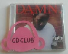 Kendrick Lamar - Damn. CD (new album/disco sealed) con Rihanna e U2