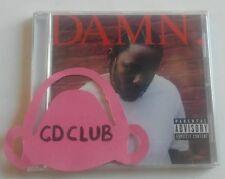 Kendrick Lamar - Damn. CD (new album/disco sealed) con Rihanna e U2