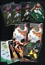 1997 SCOREBOARD STRONGBOX TONY GONZALEZ 2CT +4 BOWMAN'S BEST PRE  + 7RC CHIEFS