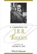 A Companion to J. R. R. Tolkien by Stuart D. Lee (Hardback, 2014)