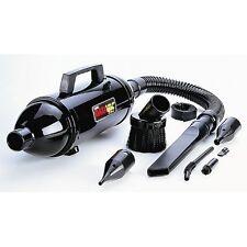 Metrovac MDV-1BAC Datavac Pro Series Portable Vacuum Cleaner, Black NEW