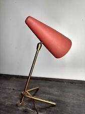 Ancienne Lampe Applique Cocotte - Tripode - Vintage 1950 (dlg de B.Lacroix)