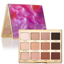 12 Color Long Lasting Makeup Cosmetics Authentic Clay Bloom Eyeshadow Palette DK