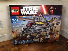 Lego Star Wars Captain Rex's AT-TE 75157 972 PIECES! NEW! AGES 9-14